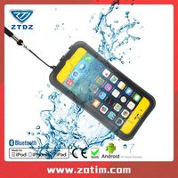 iPEGA Factory PG-I6001 for mini ipad waterproof case, waterproof for iphone 4 case