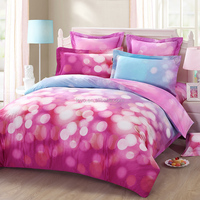 LOVO Dream phantom 100% Cotton 4-Piece Bedding Sets,duvet sets ,duvet cover