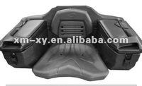 Moto ATV seat backrest moulded foam seat padded