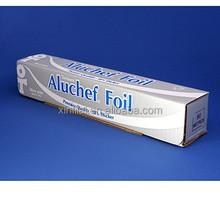 aluminium foil rolls for food packaging, retain freshness, for katering