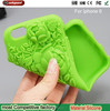 Alibaba china supplier durable gel silicone 3D phone cover case for iphone 6 mobile phone accessory silicone cover for i6