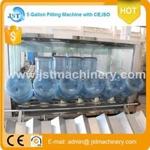long service time 600bph automatic 5 gallon mineral aqua filling engine
