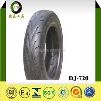 Qingdao Deji motorcycle tyre tires supplier 3.50-10TL