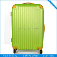 Famous brand luggage logo/hard case luggage bags