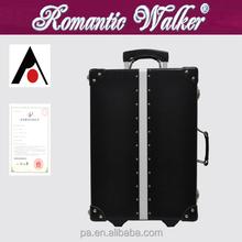 wholesale waterproof senior Trolley luggage/ fashion travel luggage/carry on luggage