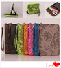 For IPad Mini Leather Case, Retro Stand PU Leather For IPad Mini with card wallet