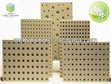Gypsum Perforated panel