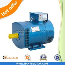 ST 10kva alternators single phase diesel motor engine factory electrical alternator