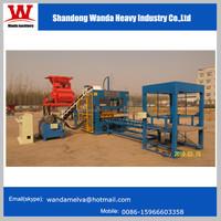 Hot sale! Top technolog QT8-18 automatic brick machine block making machine