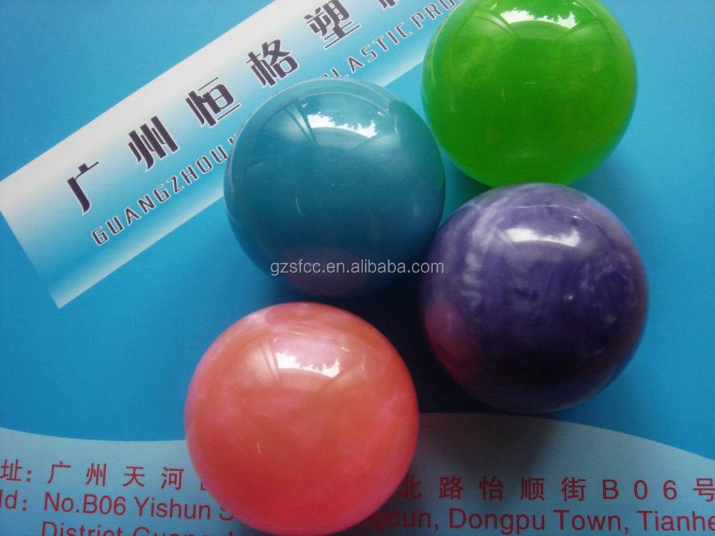 Boule en plastique avec trou couleur acrylique balle for Meuble alibaba montreal