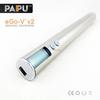 PaiPu ego v v2 best selling electronic cigarette ego variable voltage battery big vapor maker