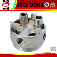 aluminium die casting/cast iron die casting/aluminum injection die casting