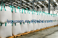 PP woven dry bulk container liner bag for fertilizer