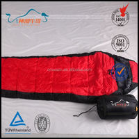 Human Shape Ultralight Sleeping Bags travelling