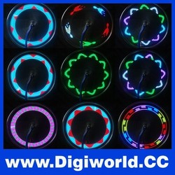 14 LEDs Cycling Signal Tire Lights Bicycle Bike Spoke Light