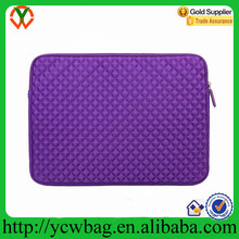 14 inch Water-resistant Neoprene Laptop Sleeve Case Bag/ Notebook Computer Case / Briefcase Carrying Bag