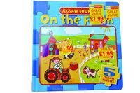 children board puzzle book