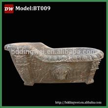 Bañera de piedra natural en venta