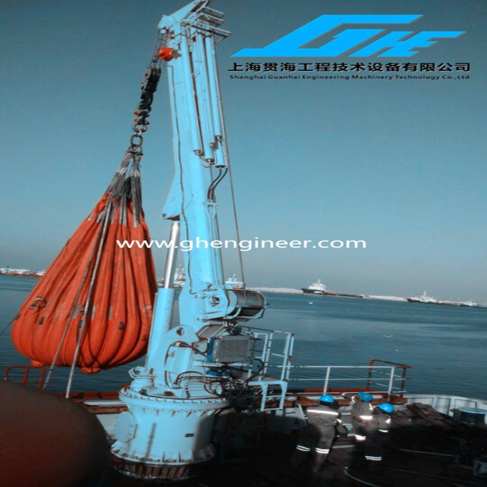 Telescopic Crane Marine : Hydraulic telescopic marine crane buy