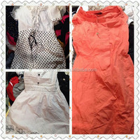 summer high quality used clothing dress for Africa and second hand used clothes for sale dubai