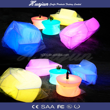 2015 led comfotable sofa for 3 people