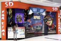 Woo!! 2014 long awaited Popular Hotest special effect 3d 4d 5d 6d 7d /Professional 5D cinema with CE