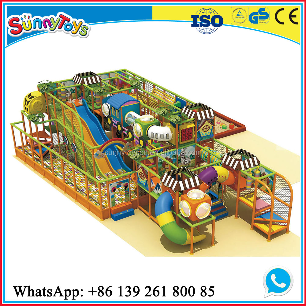 Indoor soft play soft play indoor playground equipment for Indoor play structure prices