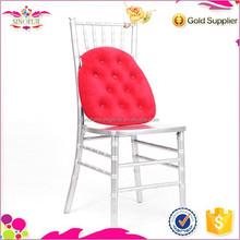 Cheap price Qindao Sinofur Stacking hotel banquet wood chiavari chairs