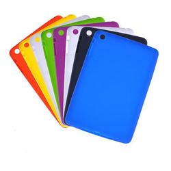 good quality silicone case for ipad mini,cartoon tablet cover for ipad