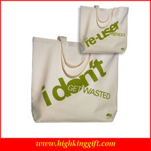 European Cotton Printed Shopping Bags