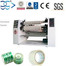 Numerical Control Hyper Transparent Stationery Tape Slitting Machine