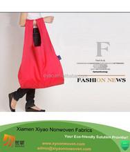 Super Strong Ripstop Nylon Foldable Reusable Bag Grocery Shopping Tote fashion bag