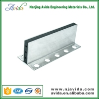 Flooring Tile Extruding Control Joint Strips