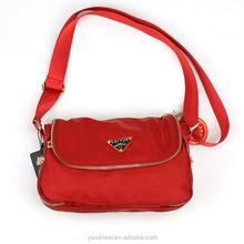 Small portable fashion shoulder bag for female