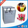 máquina de homogeneização do leite