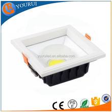 led surface mounted downlight One style two design selectable SMD COB square 20W led downlight