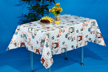 pvc tablecloth, environmental protection pvc