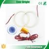 COB Led Chips 2835 36SMD 70MM Led Light Angle Eyes Fit For BMW Audi