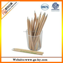 Advertising ball point pen wood