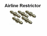 3MM Airline Restrictor for air retract gear turbine jet parts