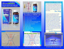 Chinese health care product herbal capsules food
