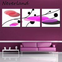 lastest wall art with canvas wall art print Abstract Floral picture for christmas gift cheap china factory wholesale HH01