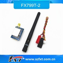 FXT FX799T Super Small 5.8G 200mw Race Band FPV Transmitter, Lightweight 5.8GHz 200mw 40chs FPV Transmitter For FPV Racing