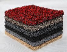 Good quality Car Coil Floor Mat, PVC Vinyl Loop Anti Slip Car Mat Roll,Pvc Car Floor Mat in roll