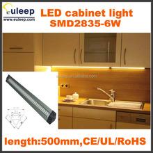 DC12V/24V Kitchen led light,led kitchen lighting, triangle shape led light bar with ce/ul/pse driver