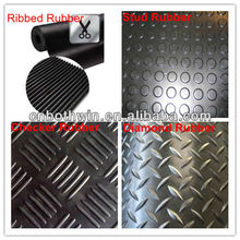 custom rubber matting for various size