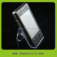 Low price hot selling mobile phone rack/wallet with mobile phone holder