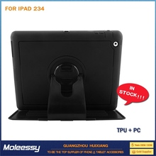 Cool 2014 pu case for ipad leather cases accept paypal