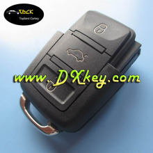 Cheapest 3 button 1JO 959 753 DA remote key for vw/volkswagen key