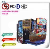 DeadStorm Pirates gun shooting simulator game machine/game machine Hot sale!/best arcade game machine